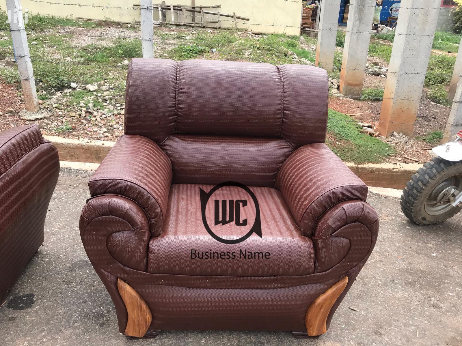 Leather Room Sofa Set