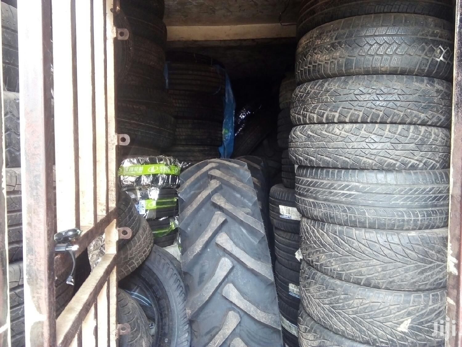 Car Tyres Truck Tyres All Sizes Available | Vehicle Parts & Accessories for sale in Kumasi Metropolitan, Ashanti, Ghana