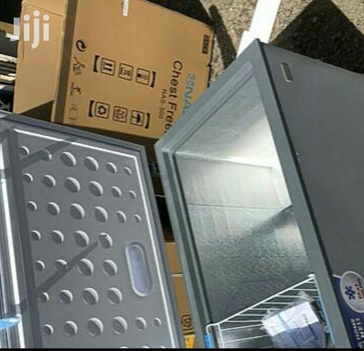 Archive: Brand New Nasco 251 Litres Chest Freezer