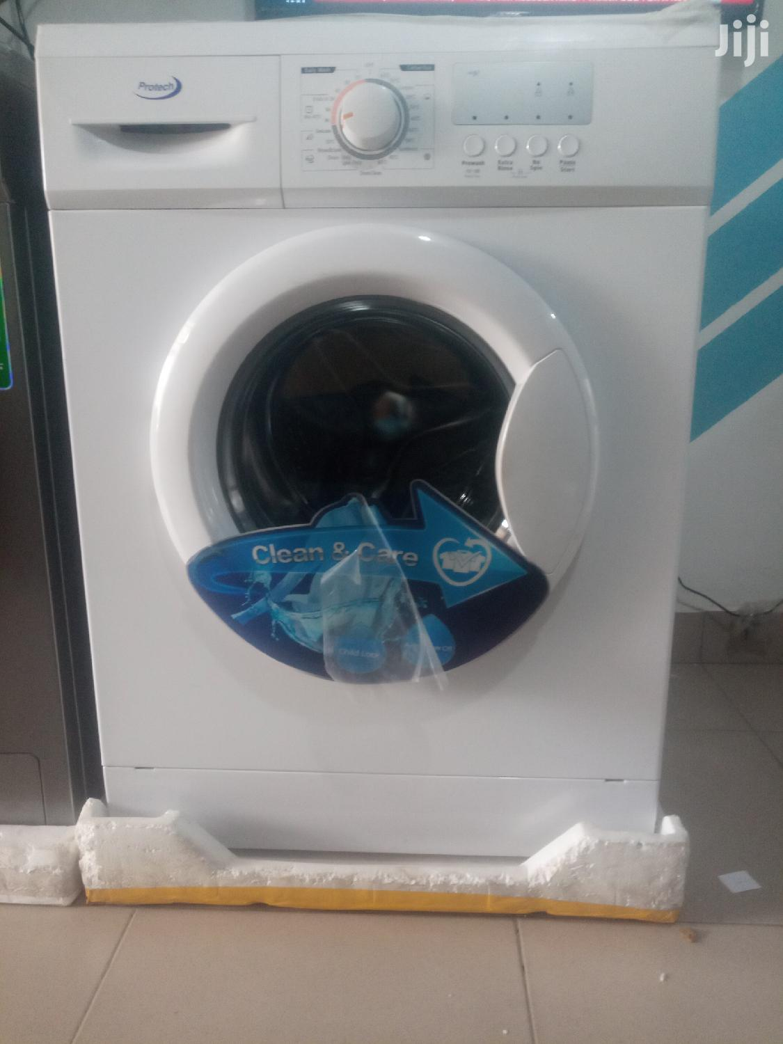 Protech 6KG Front Load Washing Machine
