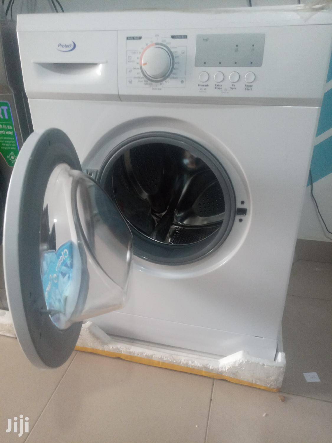 Protech 6KG Front Load Washing Machine   Home Appliances for sale in Achimota, Greater Accra, Ghana