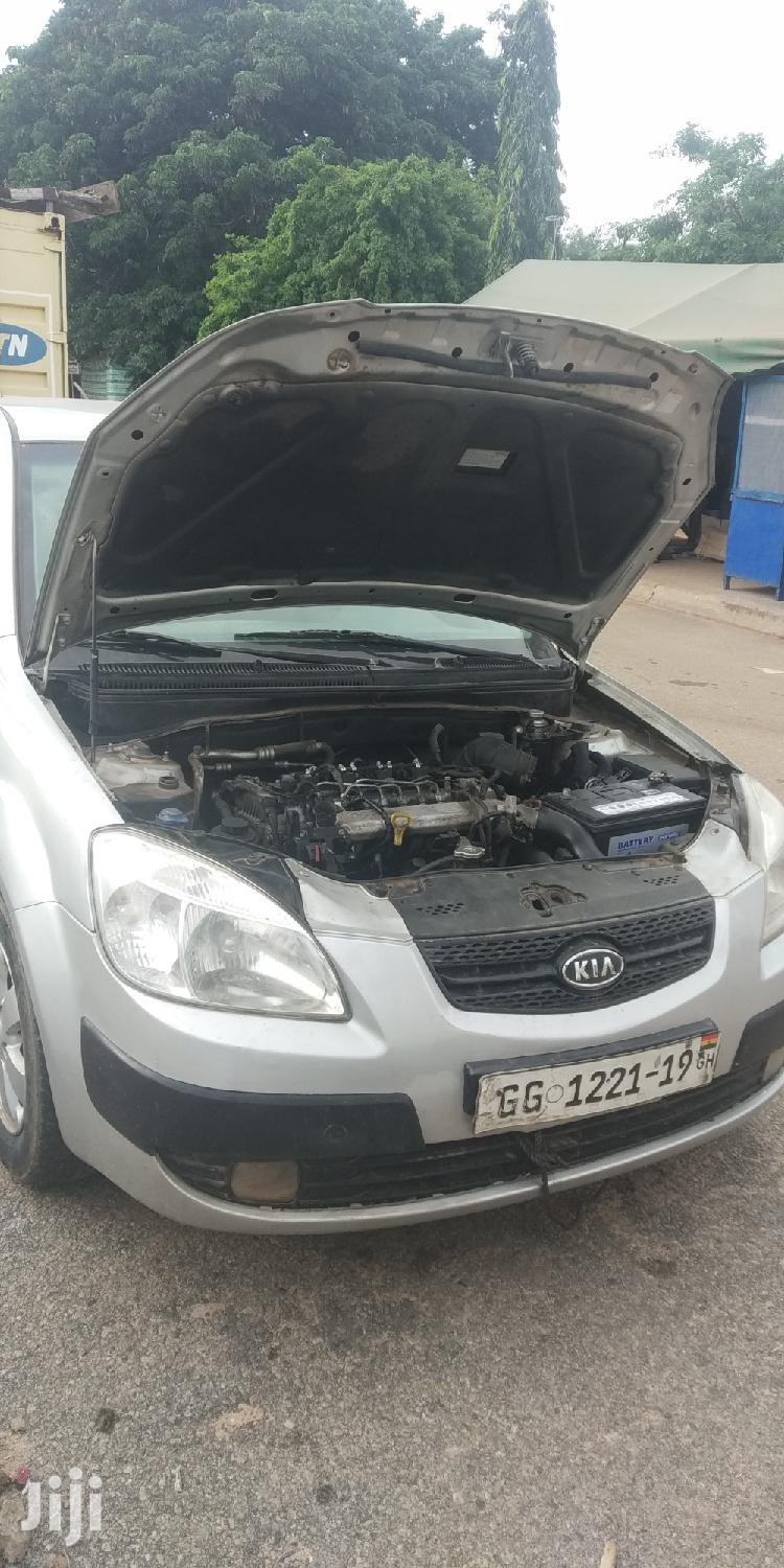 Kia Pride 2007 Silver | Cars for sale in Ga West Municipal, Greater Accra, Ghana