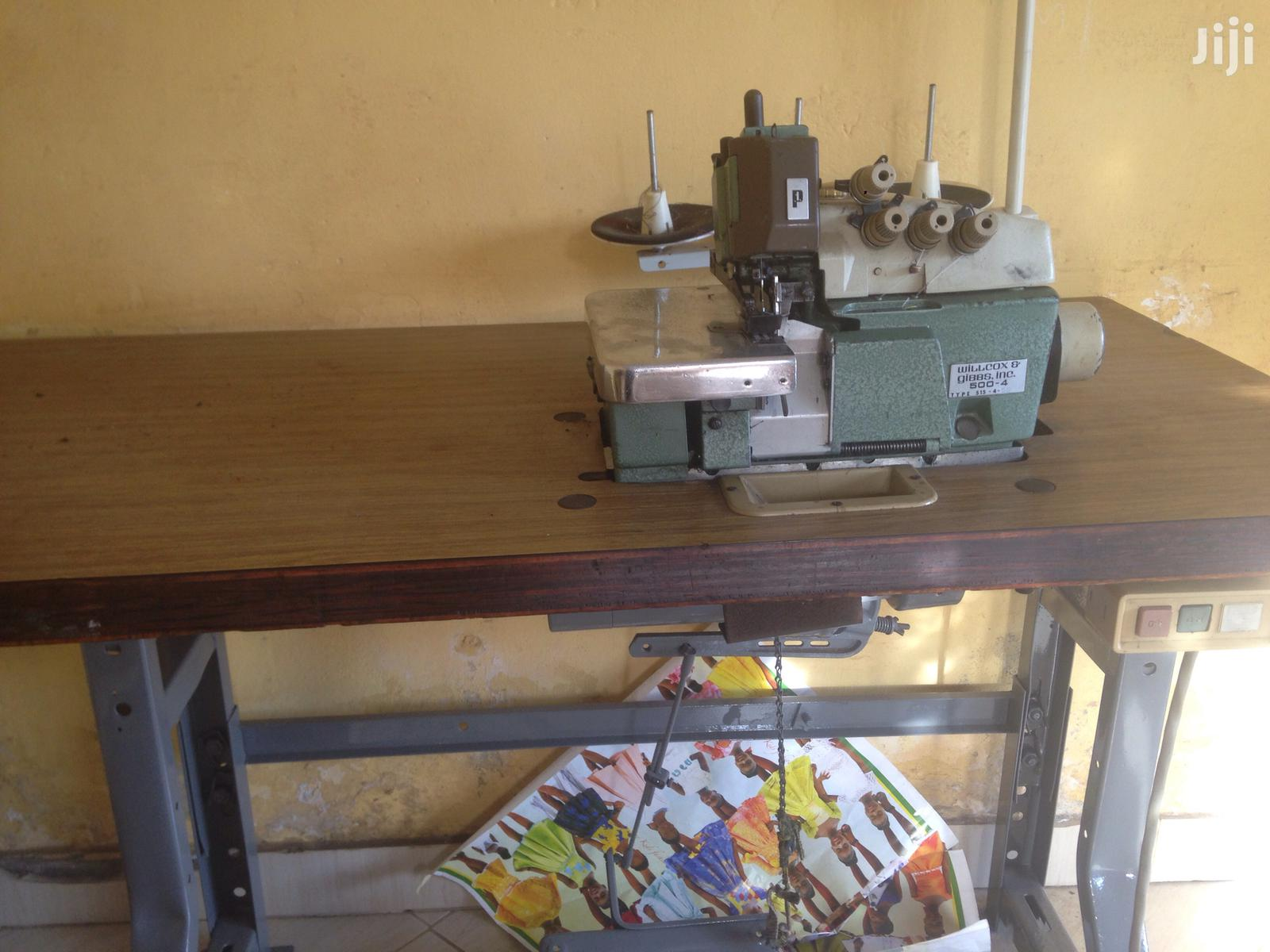 Overlock Machine For Sale | Commercial Property For Sale for sale in Dansoman, Greater Accra, Ghana