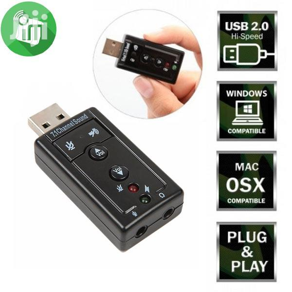 Usb Sound Adaptor | Accessories & Supplies for Electronics for sale in Dzorwulu, Greater Accra, Ghana