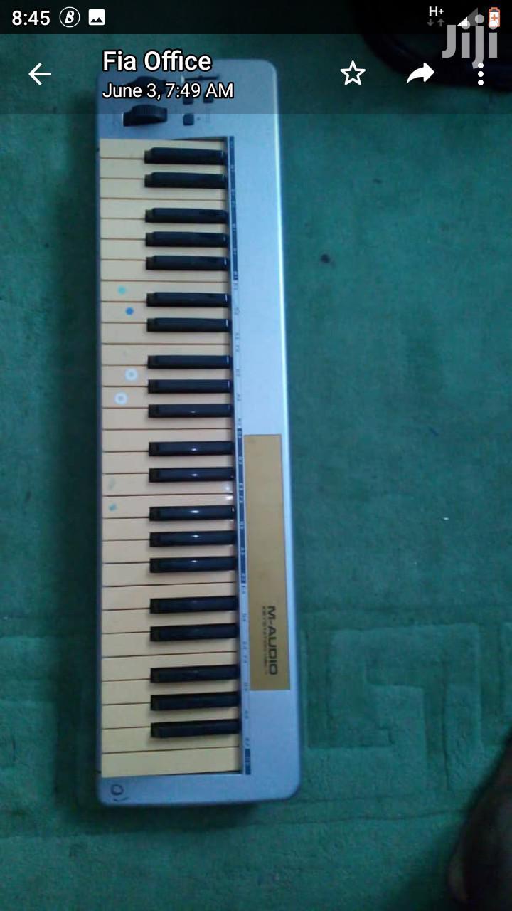 Studio Keyboard M Audio Keyrig49e
