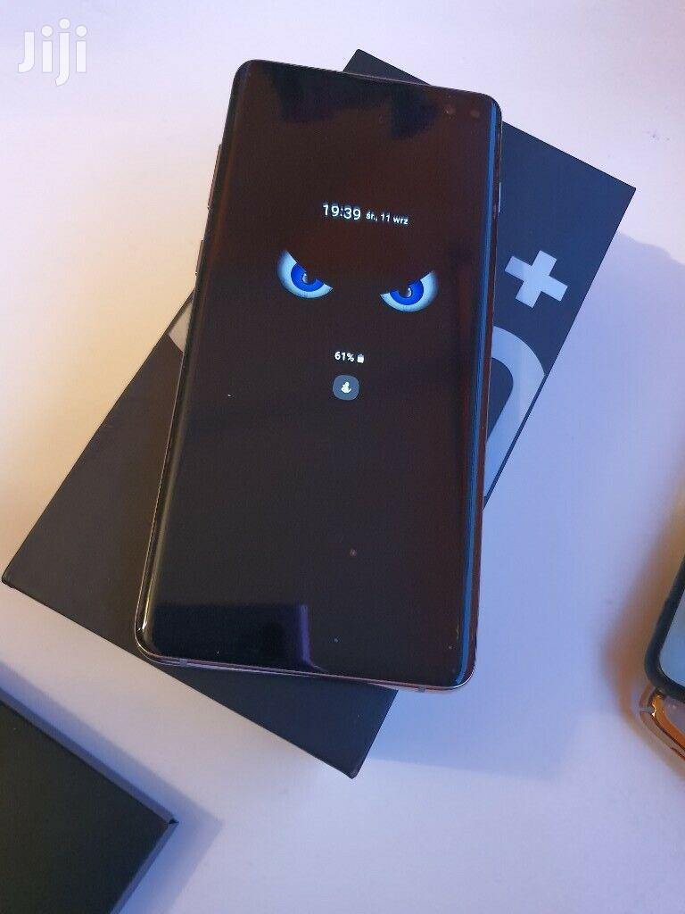 New Samsung Galaxy S10 Plus 128 GB Black   Mobile Phones for sale in East Legon (Okponglo), Greater Accra, Ghana