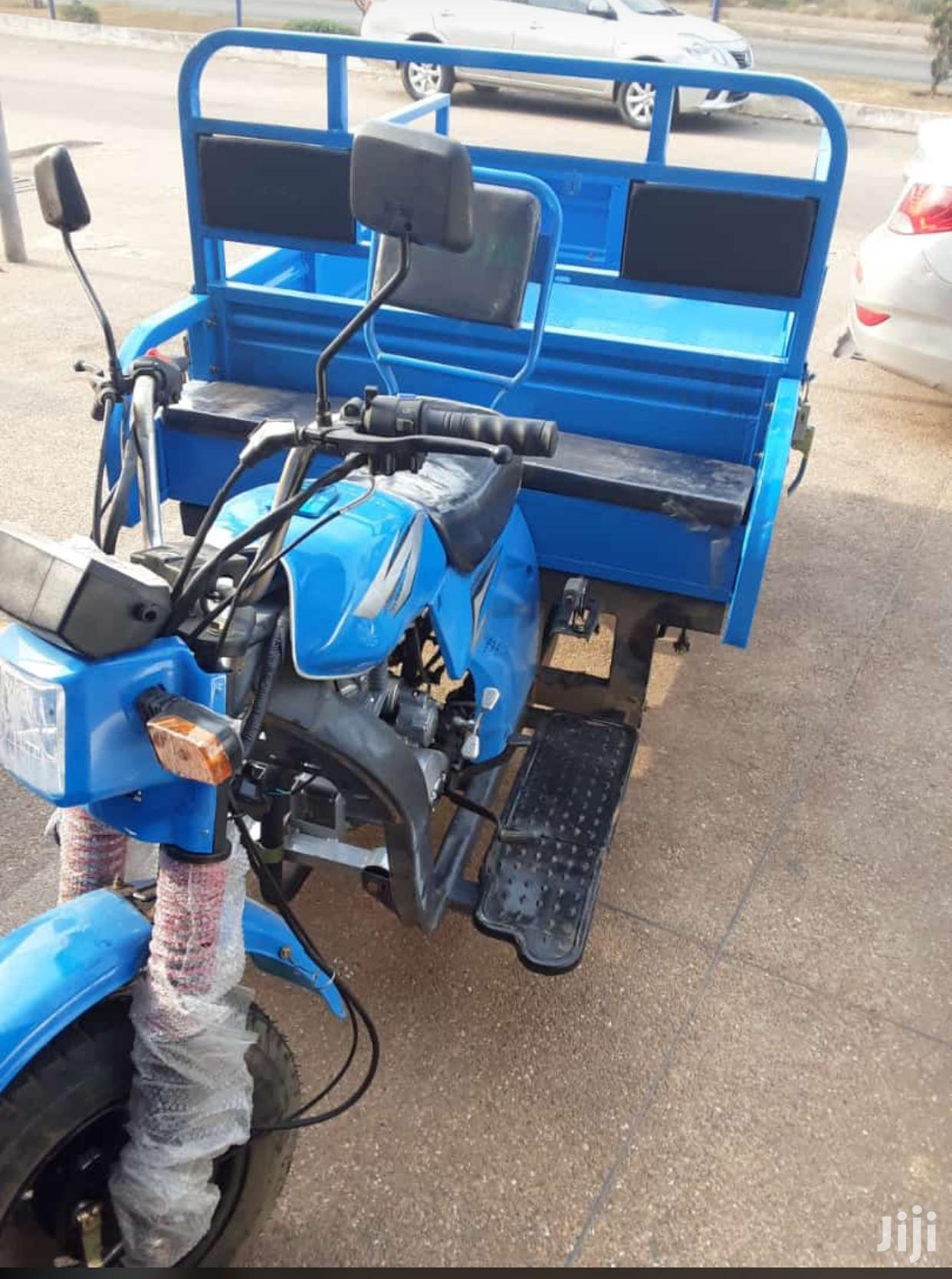 New Tricycle 2018 | Motorcycles & Scooters for sale in Ashaiman Municipal, Greater Accra, Ghana