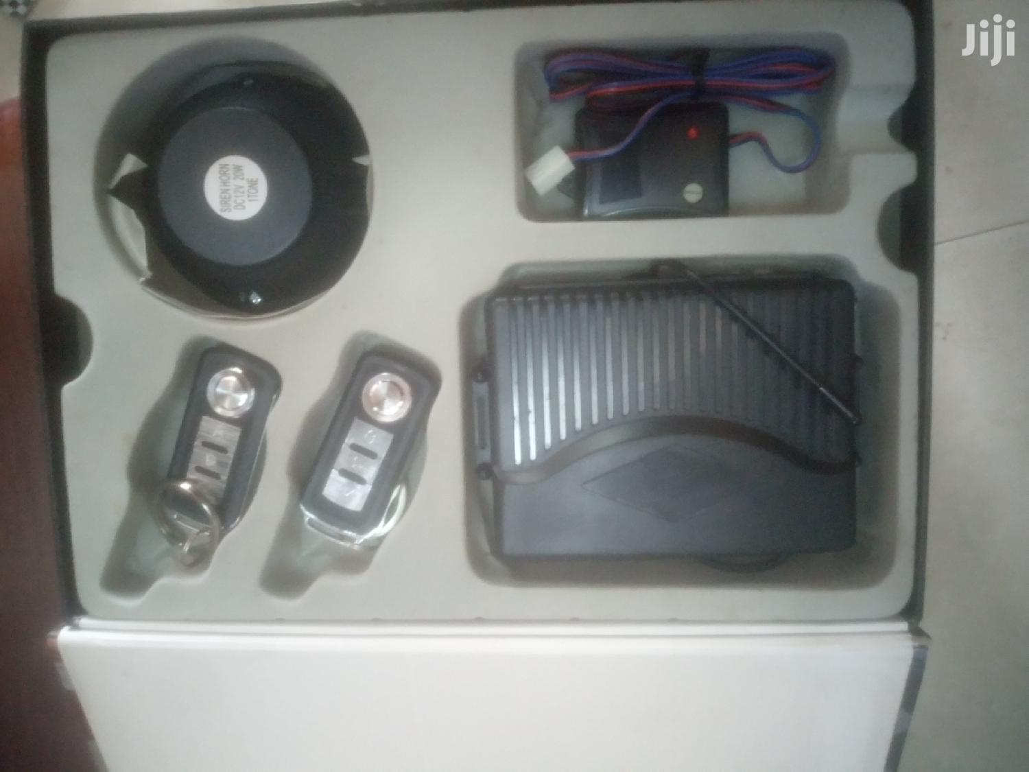 Car Alarm Universal | Vehicle Parts & Accessories for sale in East Legon (Okponglo), Greater Accra, Ghana