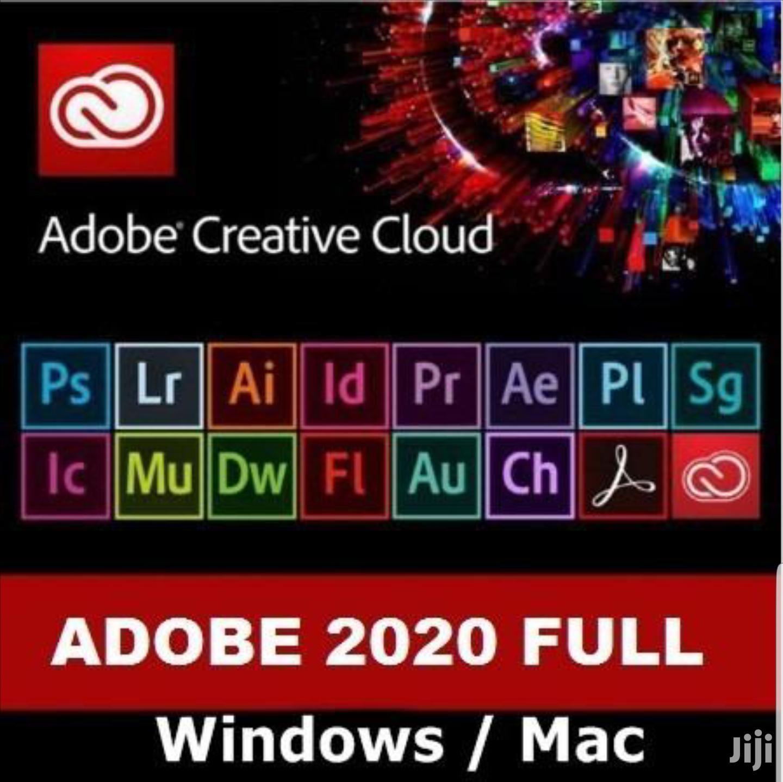 Adobe CC Collection Mac/Win 2020