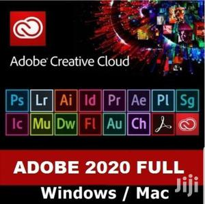 Adobe CC Collection Mac/Win 2020   Software for sale in Greater Accra, Ga West Municipal