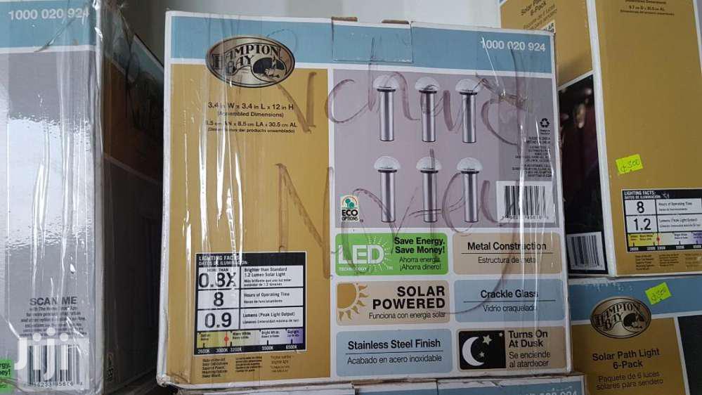 Solar Bollard Light(6 Pack)