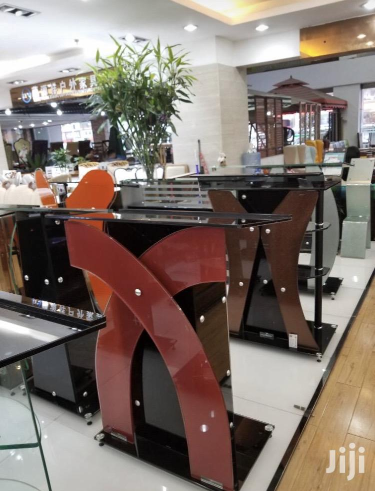 Quality Tempered Glass Pulpit