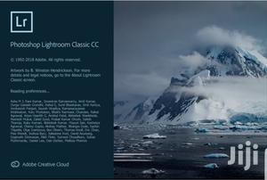 Adobe Photoshop Lightroom Classic 2020   Software for sale in Greater Accra, Accra Metropolitan