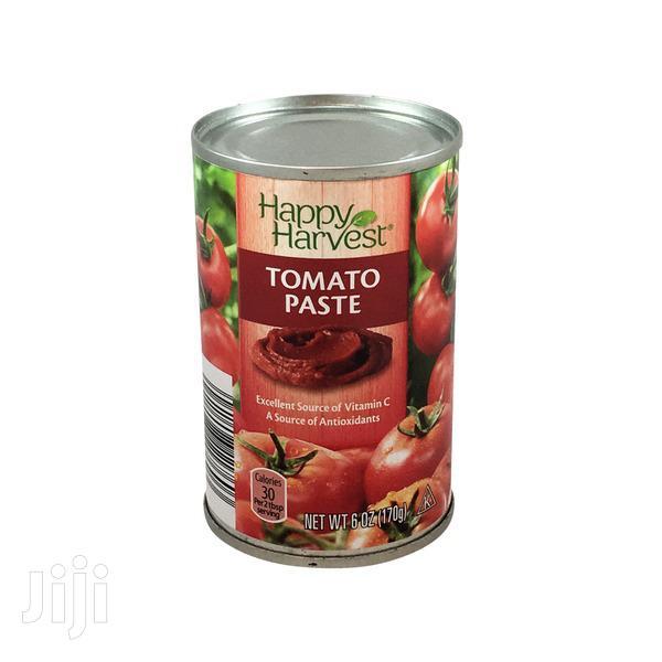 Archive: Happy Harvest Tomato Paste 170g