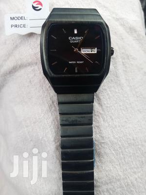 Casio Quartz Black