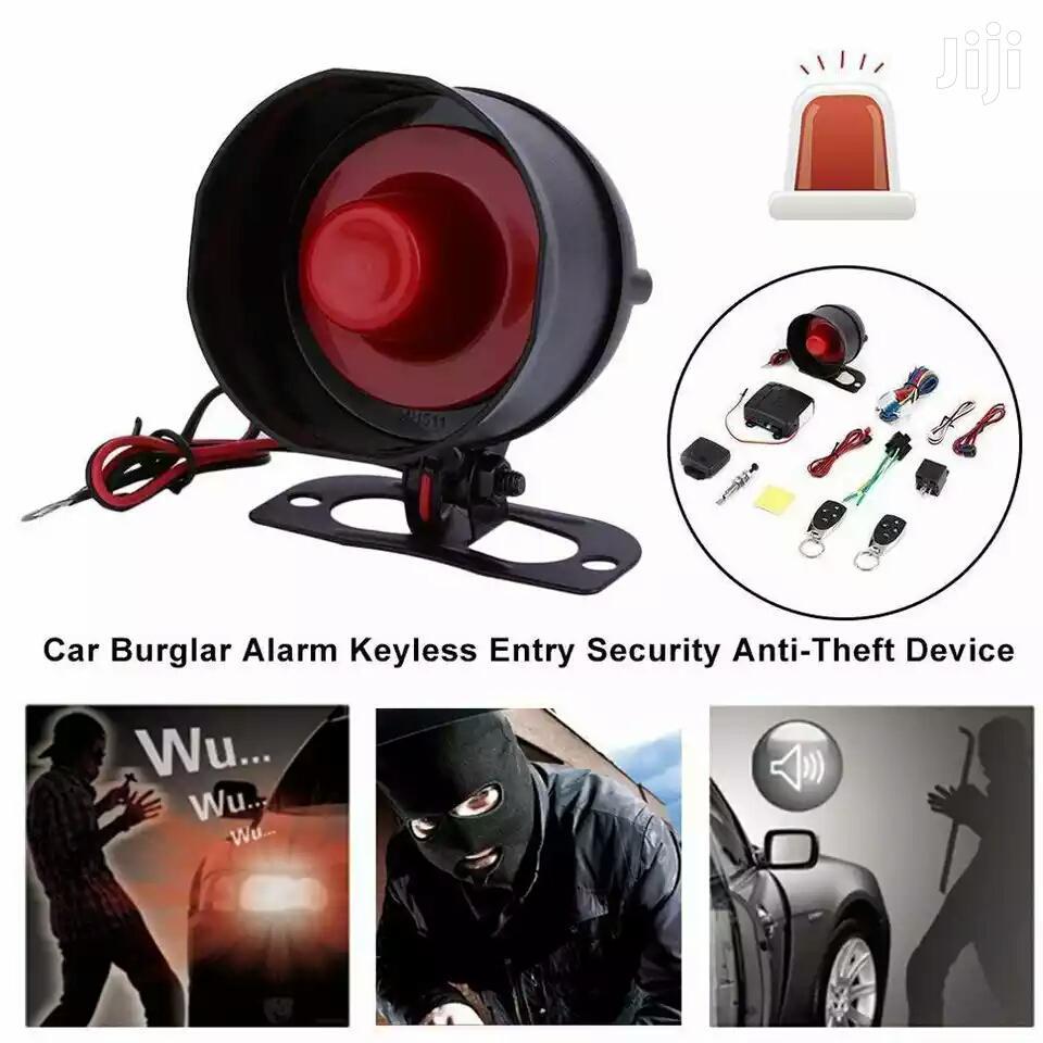 Powerful Car Alarm