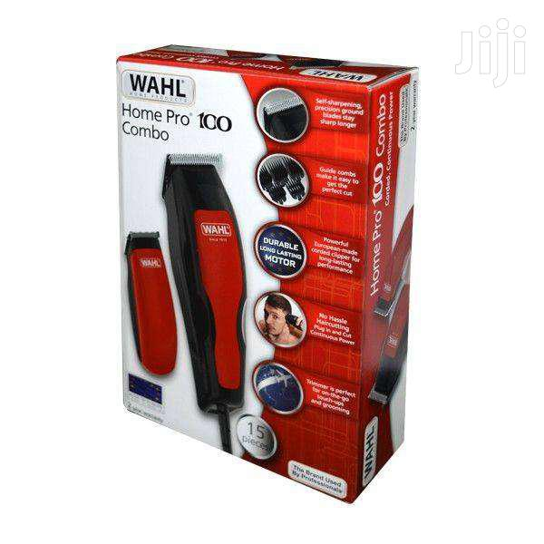 WAHL HAIR CLIPPER + TRIMMER HOME PRO COMBO | Tools & Accessories for sale in Adenta Municipal, Greater Accra, Ghana