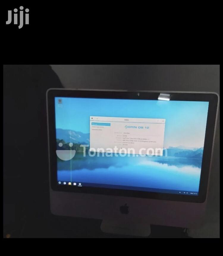 Desktop Computer Apple iMac 8GB Intel Core I3 HDD 500GB | Laptops & Computers for sale in Accra new Town, Greater Accra, Ghana