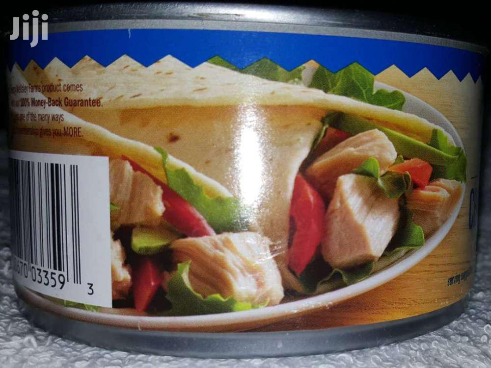 Archive: Fully Cooked Canned Chicken Breast, 354 Grams