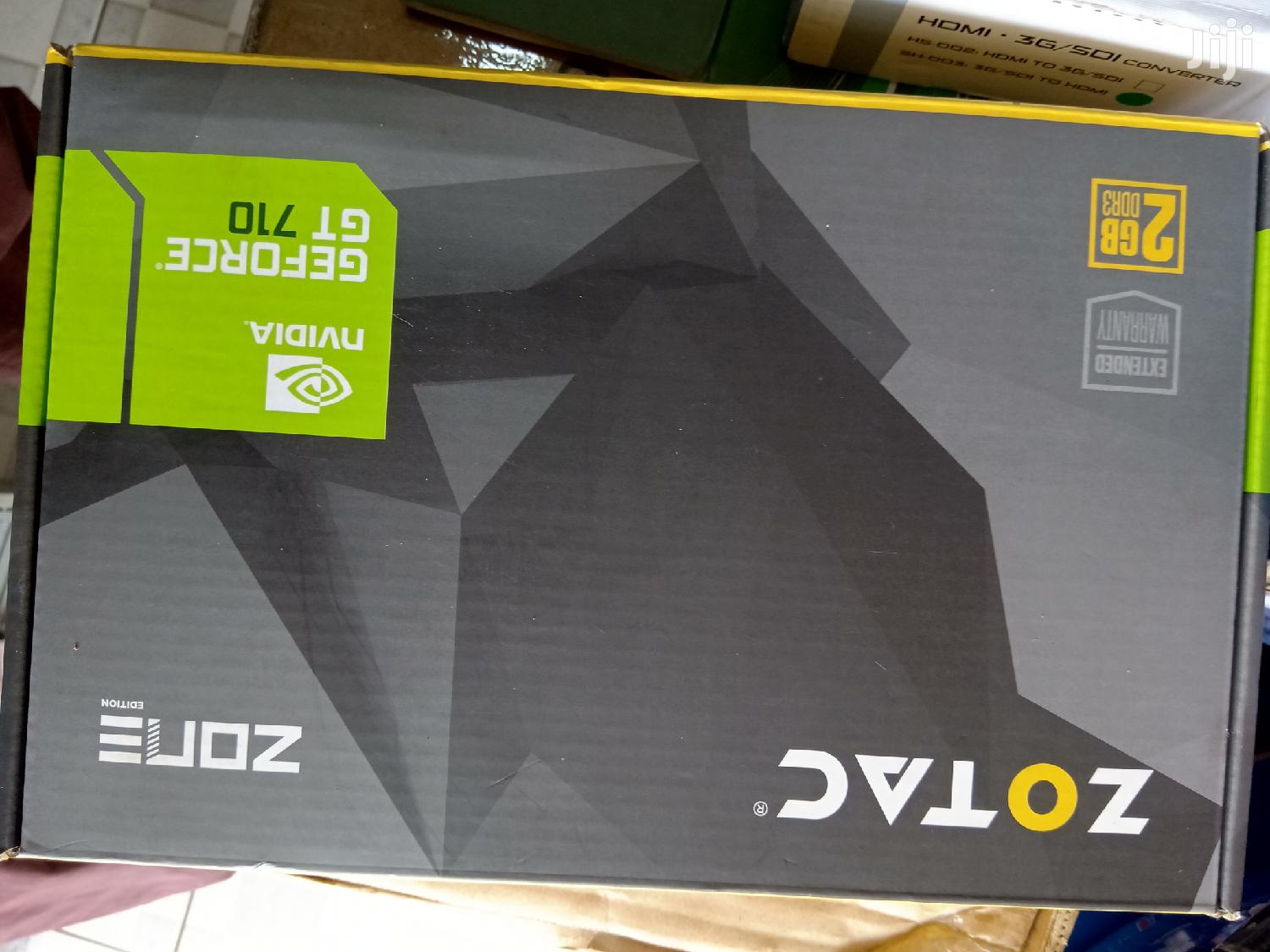Zotac Nvidia GT710 PCI-E Graphics Card | Computer Hardware for sale in Accra Metropolitan, Greater Accra, Ghana