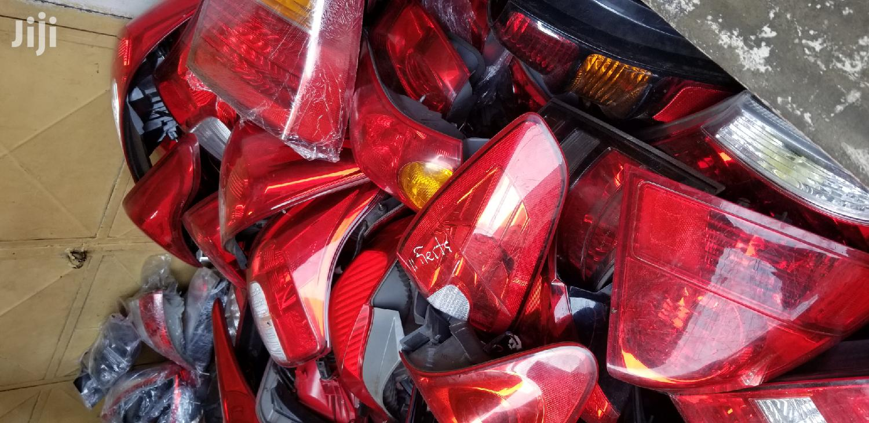 Car Taillights, Headlights
