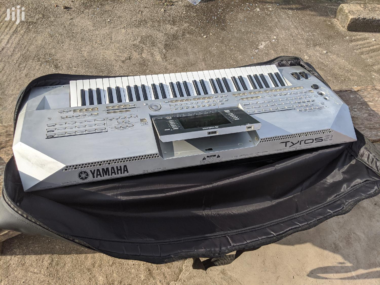 Yamaha Tyros 2 Keyboard   Musical Instruments & Gear for sale in Shama Ahanta East Metropolitan, Western Region, Ghana