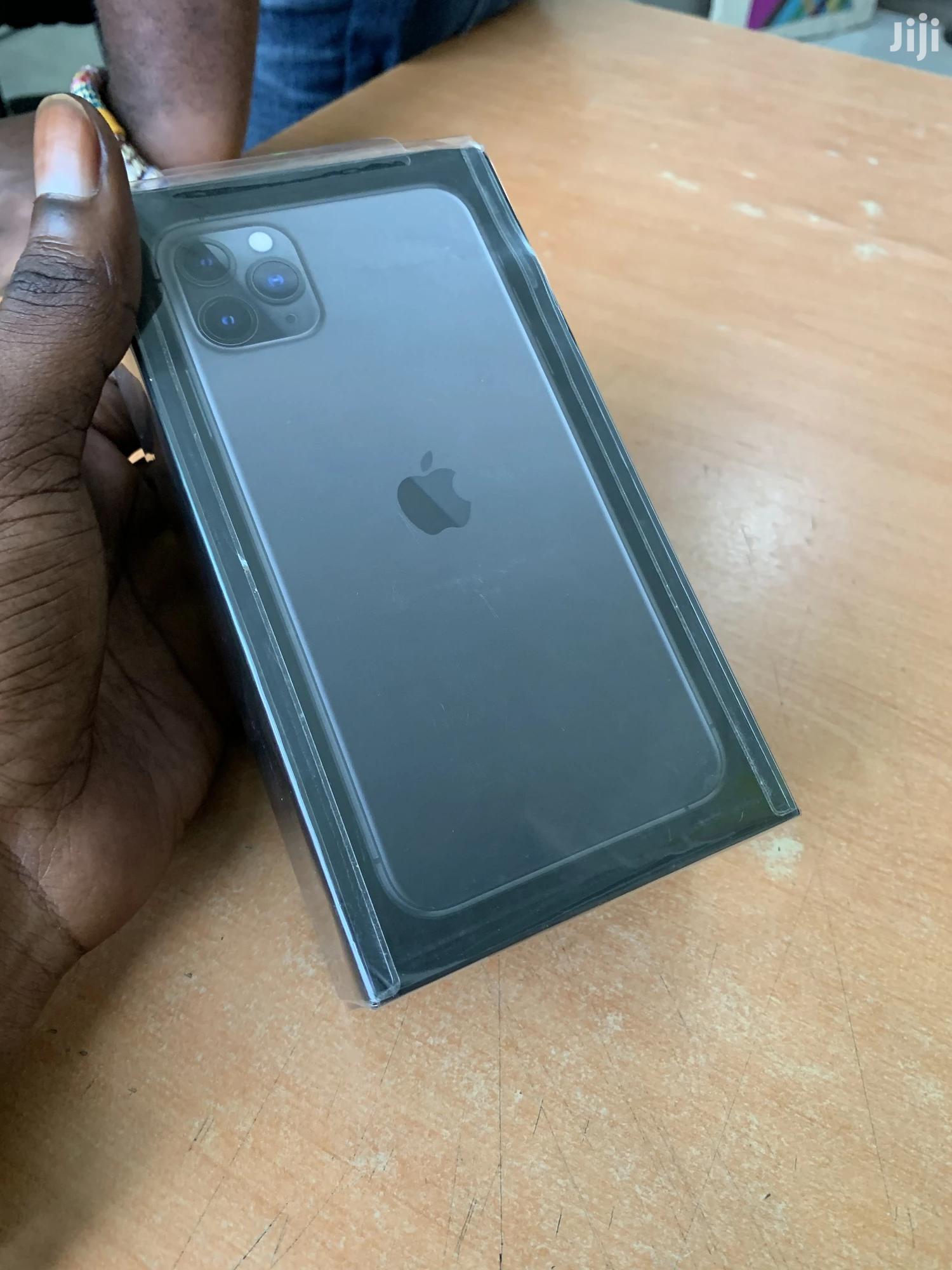 New Apple iPhone 11 Pro Max 64 GB Gray