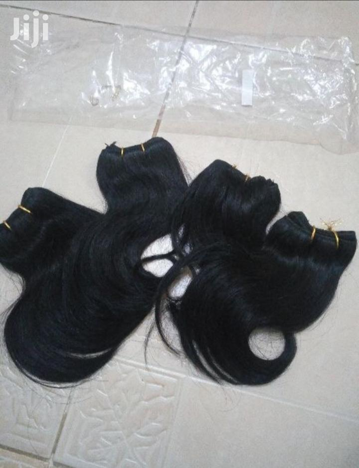 Archive: Brazilian Human Hair 8' Body Wave