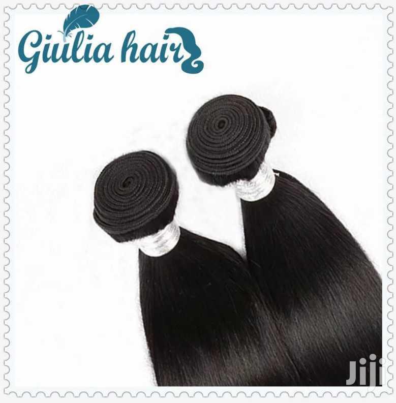 "Archive: Human Hair 8"" Straight Hair"