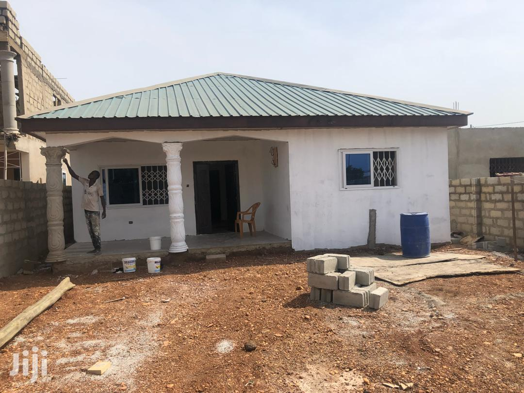 3 Bedroom Self Compound House For Sale