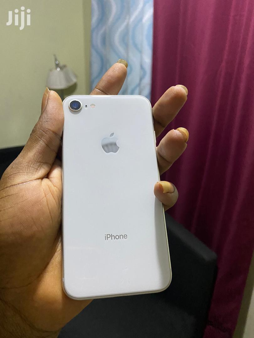 Apple iPhone 8 64 GB White | Mobile Phones for sale in Atwima Nwabiagya, Ashanti, Ghana