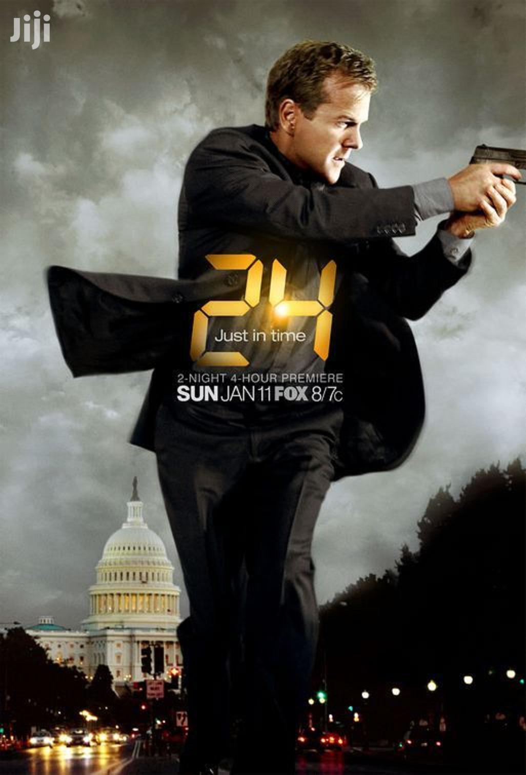 24 (TV Series 2001–2010)