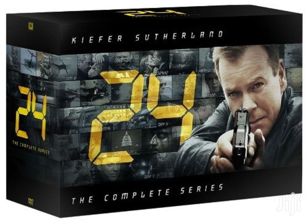 24 (TV Series 2001–2010) | CDs & DVDs for sale in Achimota, Greater Accra, Ghana