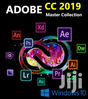 Adobe Master Collection CC 2019 Mac/Win   Software for sale in Greater Accra, Accra New Town