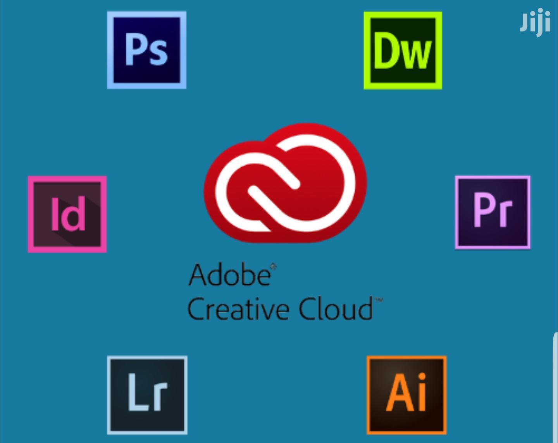 Adobe CC 2021 Master Collection