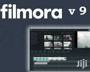 Filmora V9 For Mac/Win   Software for sale in Greater Accra, Agbogbloshie