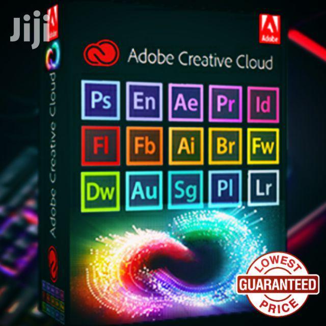 Adobe Master Collection | Software for sale in Kumasi Metropolitan, Ashanti, Ghana