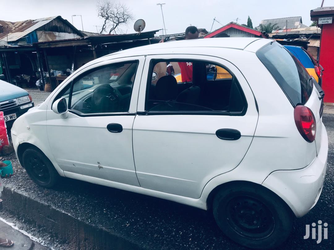 Daewoo Matiz 2017 White
