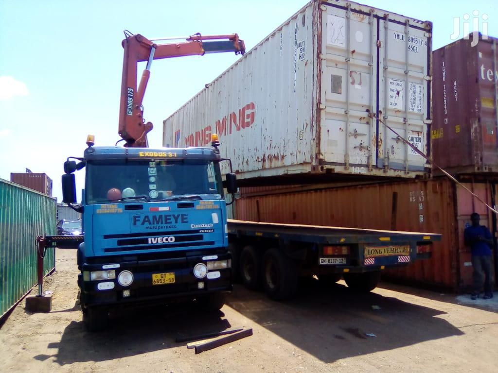 Container For Sale | Commercial Property For Sale for sale in Tema Metropolitan, Greater Accra, Ghana
