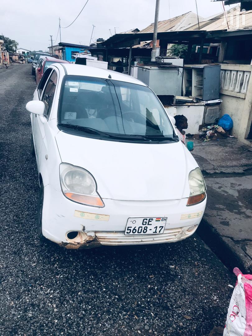 Daewoo Matiz 2017 White | Cars for sale in Kotobabi, Greater Accra, Ghana