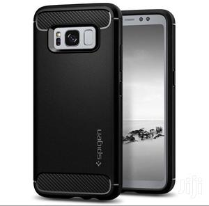 Spigen Rugged Armour Case for Samsung Galaxy S8 Active   Accessories for Mobile Phones & Tablets for sale in Greater Accra, Accra Metropolitan