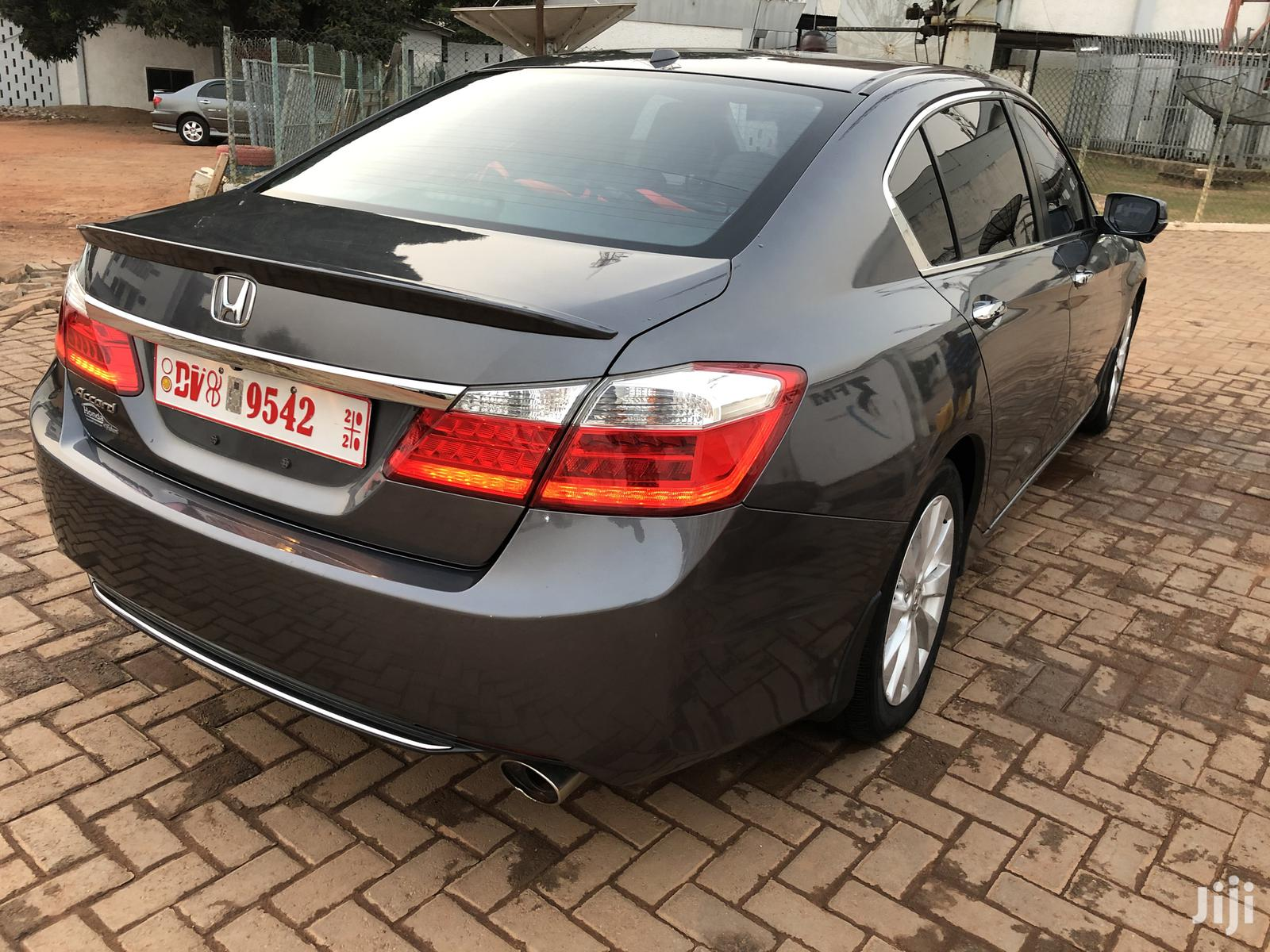 Honda Accord 2014 Gray | Cars for sale in Kanda Estate, Greater Accra, Ghana