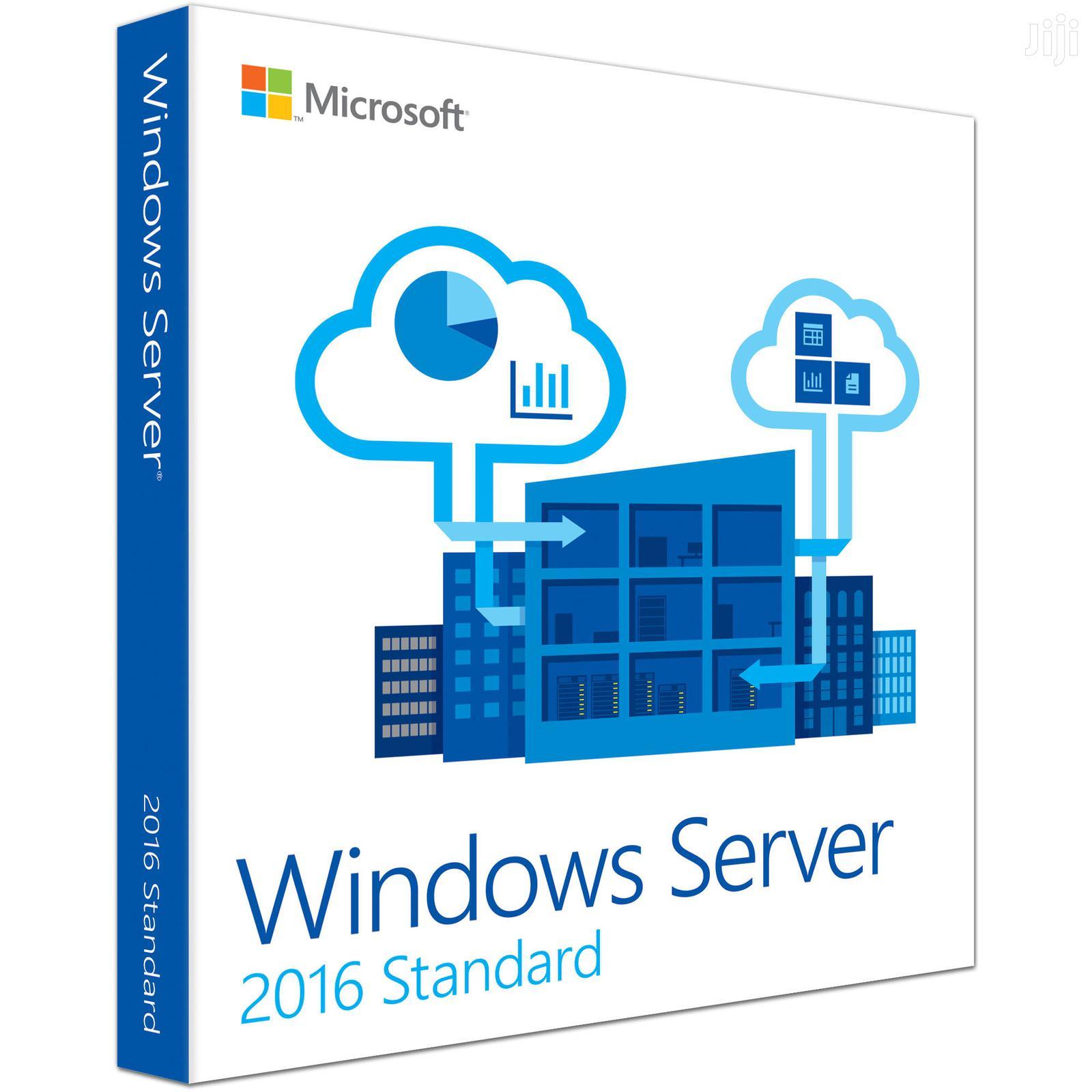 Windows Server 2016 Licenses
