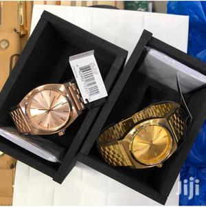Brand New Golden Watches