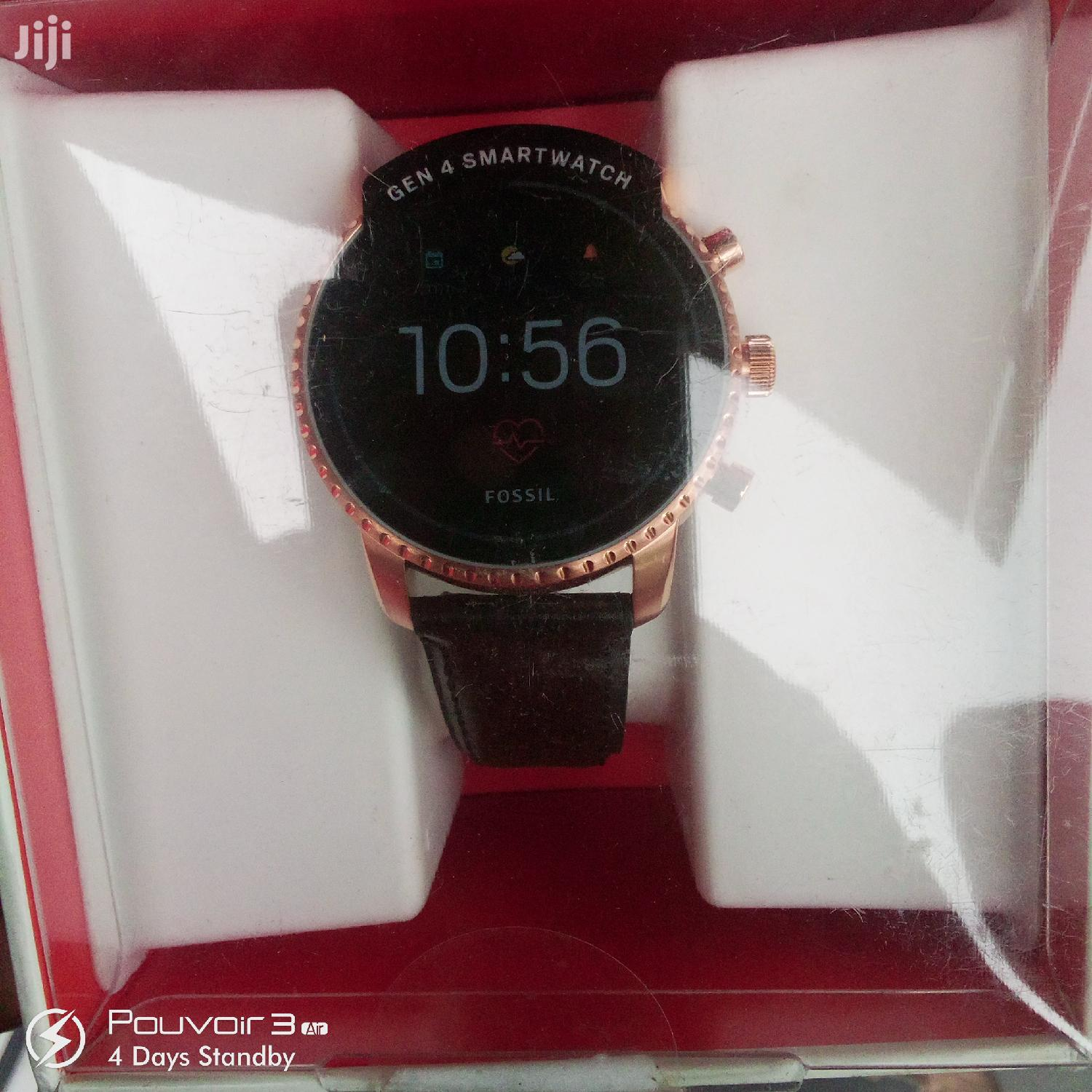 Fossil Touch Watch Gold   Smart Watches & Trackers for sale in Osu, Greater Accra, Ghana