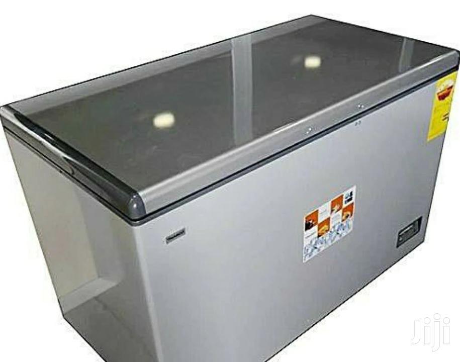 Nasco 380L Chest Freezer NAS-420