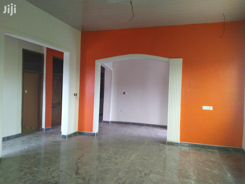 Newly Built 3 Bedrooms Flat at Tech Appiadu