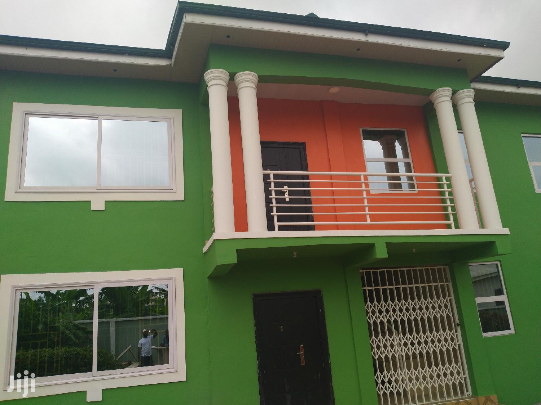 Newly Built 3 Bedrooms Flat at Tech Appiadu | Houses & Apartments For Rent for sale in Kumasi Metropolitan, Ashanti, Ghana