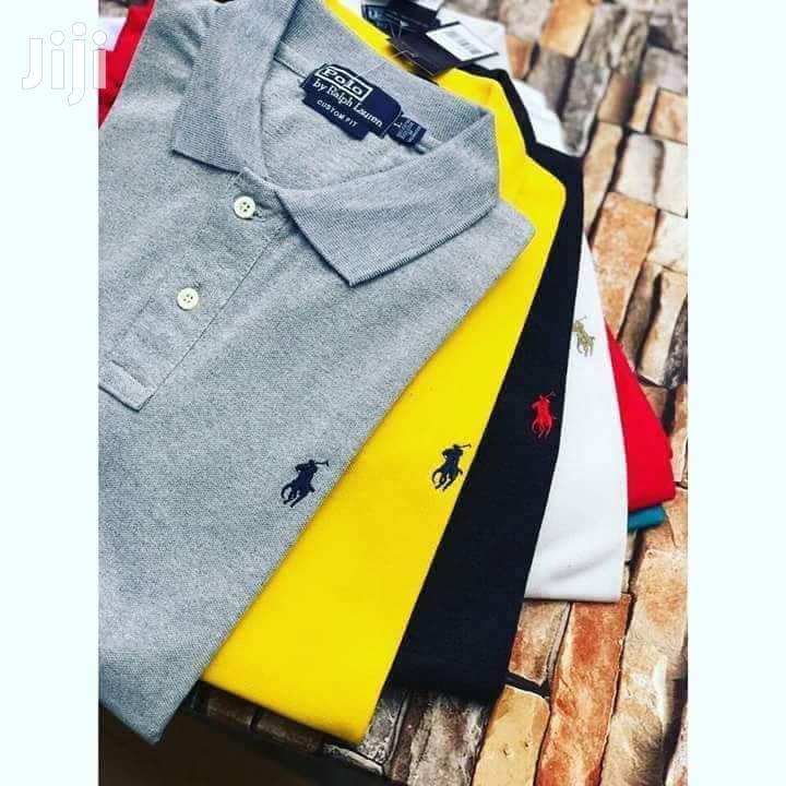 Polo Ralph Lacoste, Polo Long Sleeves Shirt And Polo Shorts