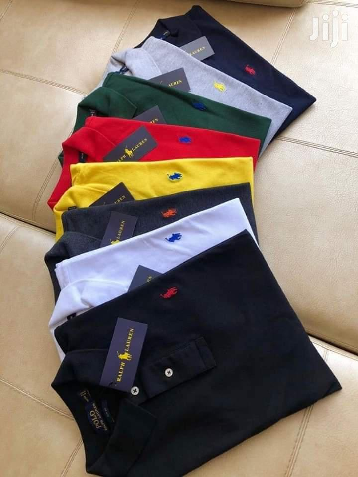 Polo Ralph Lacoste, Polo Long Sleeves Shirt And Polo Shorts   Clothing for sale in Dansoman, Greater Accra, Ghana